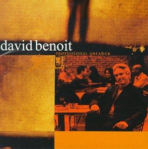 DAVID BENOIT - Professional Dreamer cover