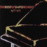 DAVID BENOIT - The Best of David Benoit 1987-1995 cover