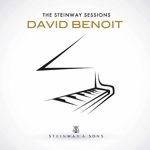 DAVID BENOIT - The Steinway Sessions cover