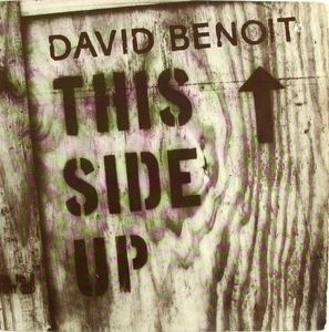 DAVID BENOIT - This Side Up cover
