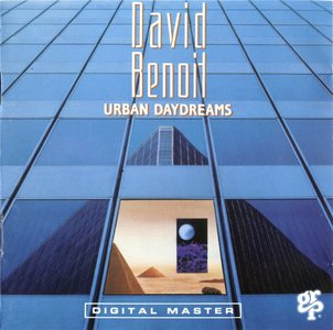 DAVID BENOIT - Urban Daydreams cover