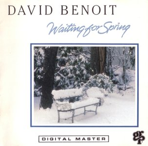 DAVID BENOIT - Waiting for Spring cover