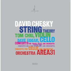 DAVID CHESKY - String Theory cover