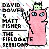 DAVID DOWER - David Dower & Matt Fisher : Live at Fieldgate Studios cover