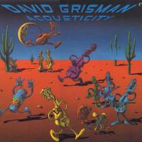 DAVID GRISMAN - Acousticity cover
