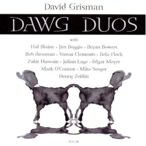 DAVID GRISMAN - Dawg Duos cover