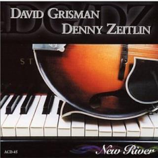 DAVID GRISMAN - New River cover