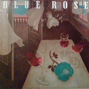 DAVID ROSE - Blue Rose (as Blue Rose) cover