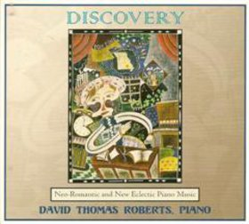 DAVID THOMAS ROBERTS - Discovery cover
