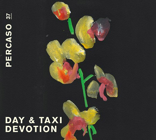 DAY & TAXI - Devotion cover