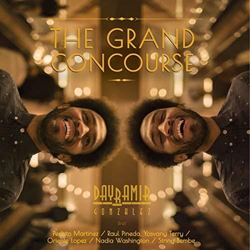 DAYRAMIR GONZ�LEZ - The Grand Concourse cover