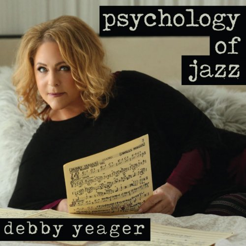 DEBBY YEAGER - Psychology of Jazz cover
