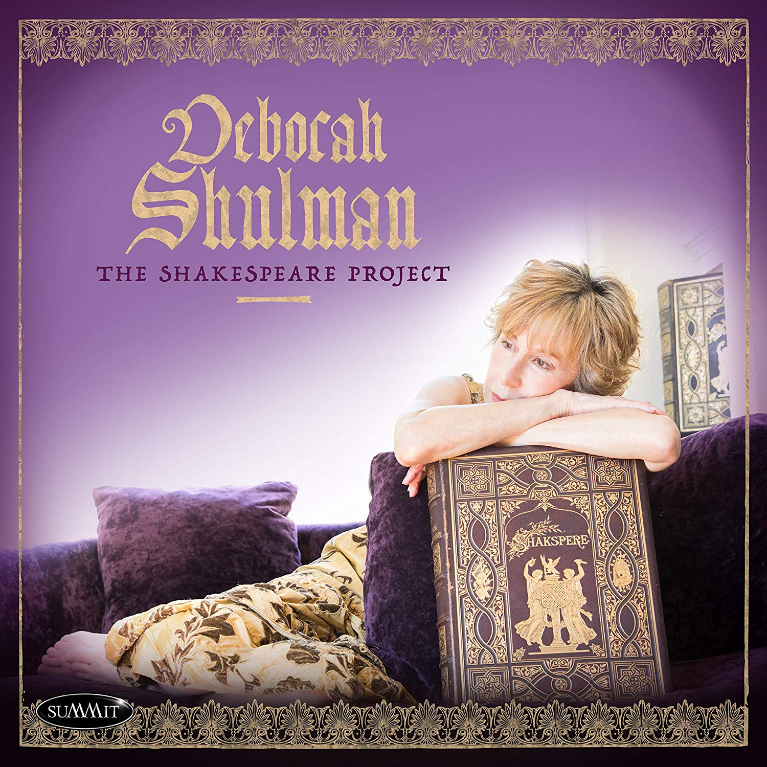 DEBORAH SHULMAN - The Shakespeare Project cover