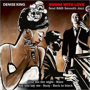 DENISE KING - Denise King and Massimo Farao Trio : Songs With Love cover