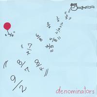 DENOMINATORS - Red Balloon cover