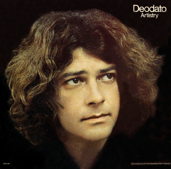 DEODATO - Artistry cover