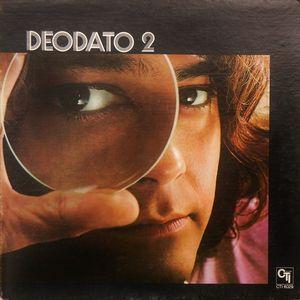 DEODATO - Deodato 2 cover