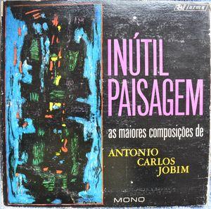 DEODATO - Inútil Paisagem cover