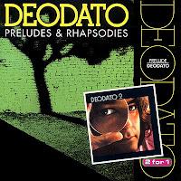 DEODATO - Preludes & Rhapsodies cover