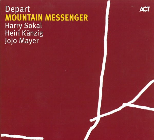 DEPART - Mountain Messenger cover