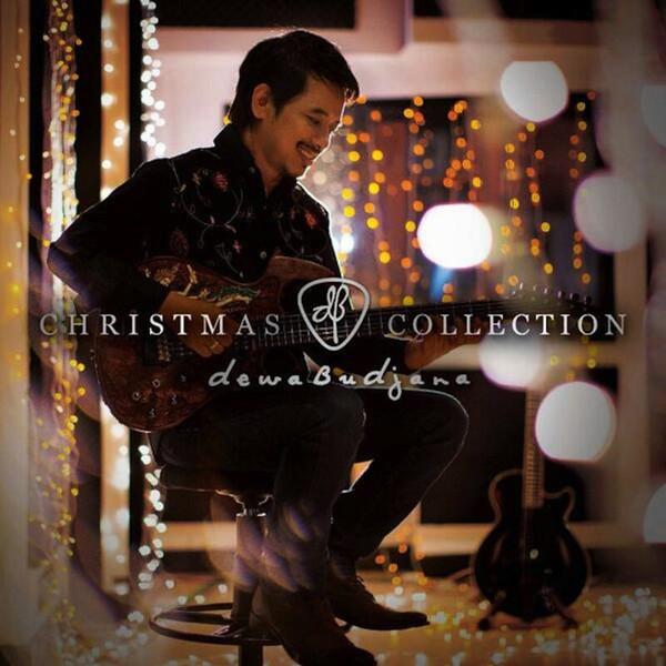 DEWA BUDJANA - Christmas Collection cover