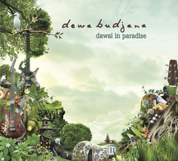 DEWA BUDJANA - Dawai in Paradise cover