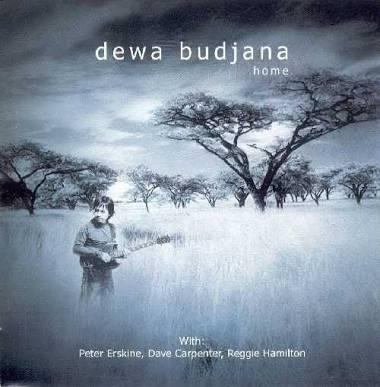 DEWA BUDJANA - Home cover