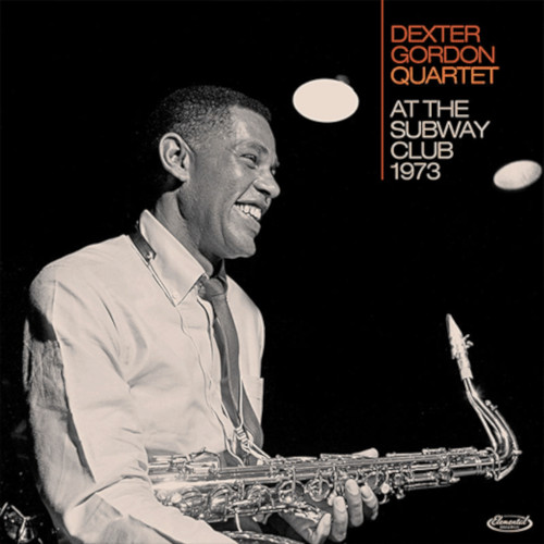 DEXTER GORDON - At The Subway Club 1973 cover