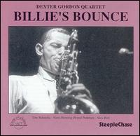 DEXTER GORDON - Billie's Bounce cover