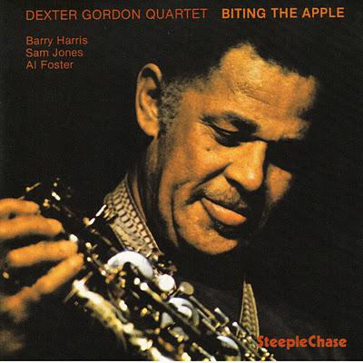 DEXTER GORDON - Biting the Apple cover