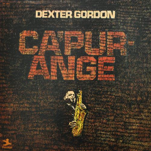 DEXTER GORDON - Ca' Purange cover