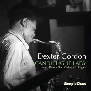 DEXTER GORDON - Candlelight Lady cover