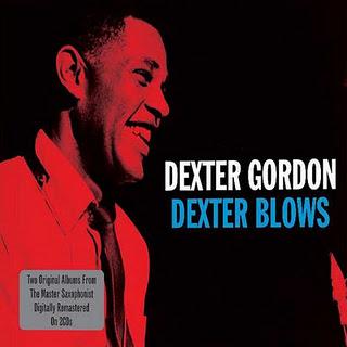 DEXTER GORDON - Dexter Blows cover