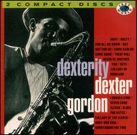 DEXTER GORDON - Dexterity cover