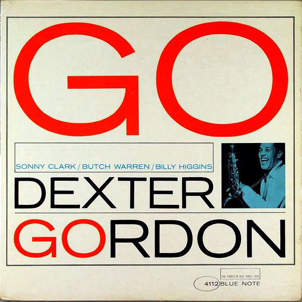 DEXTER GORDON - Go cover