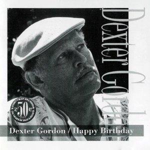 DEXTER GORDON - Happy Birthday cover