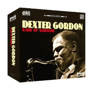 DEXTER GORDON - Kind of Gordon cover