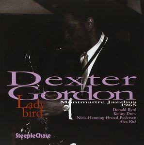 DEXTER GORDON - Ladybird cover