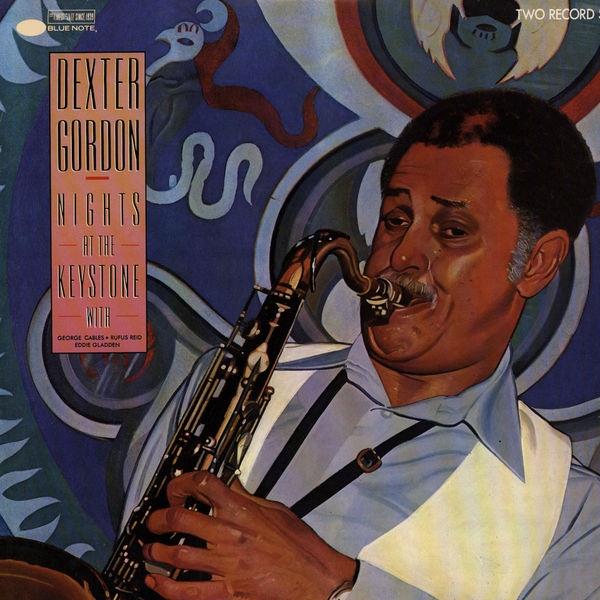 DEXTER GORDON - Nights at the Keystone cover