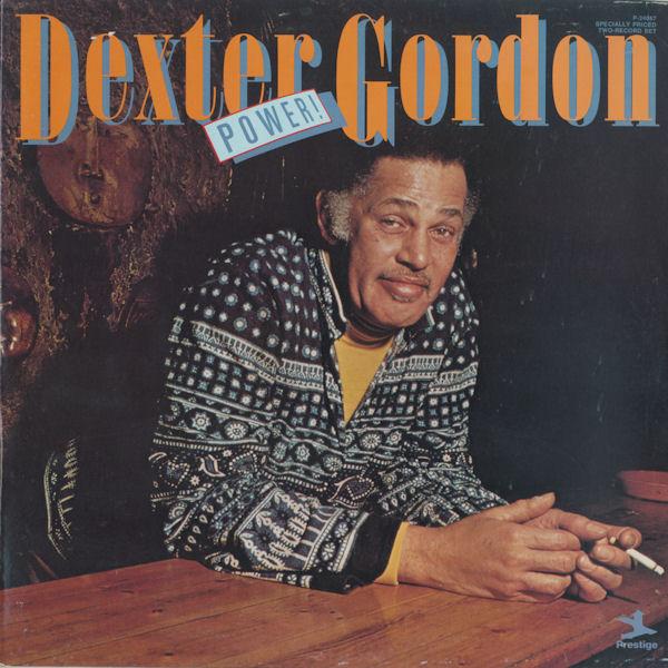 DEXTER GORDON - Power! cover