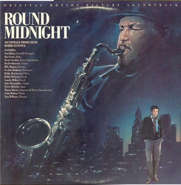 DEXTER GORDON - Round Midnight (OST) cover