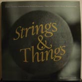DEXTER GORDON - Strings & Things cover