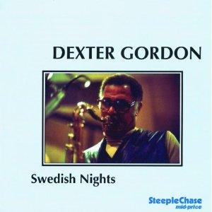 DEXTER GORDON - Swedish Nights cover