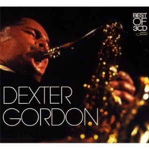 DEXTER GORDON - The Best of Dexter Gordon (3 CD Box Set) cover
