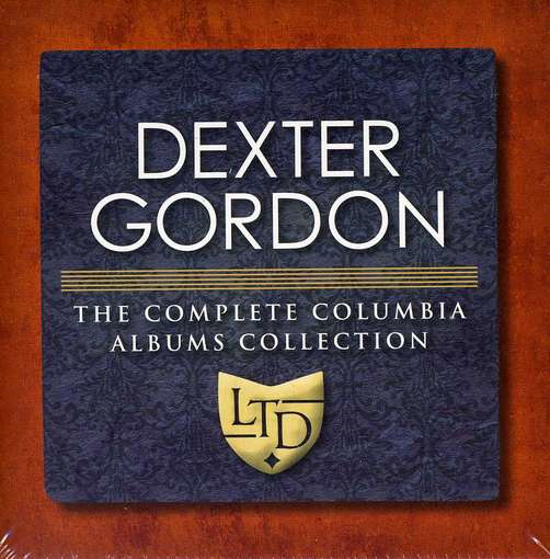 DEXTER GORDON - The Complete Columbia Albums Collection cover