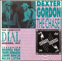 DEXTER GORDON - The Complete Dial Sessions, 1947 cover