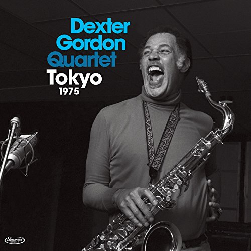 DEXTER GORDON - Tokyo 1975 cover