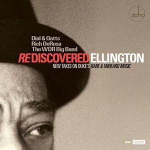DIAL & OATTS - Rediscovered Ellington cover
