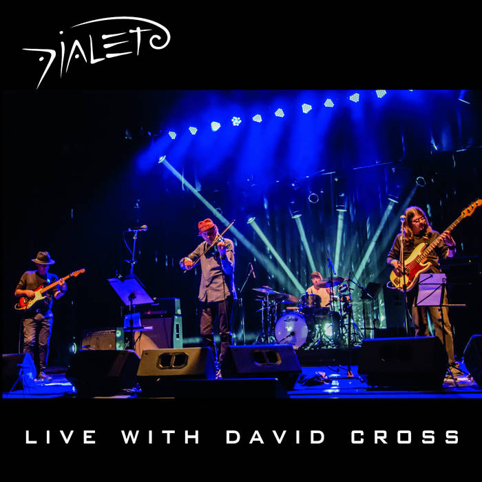 DIALETO - Live with David Cross cover