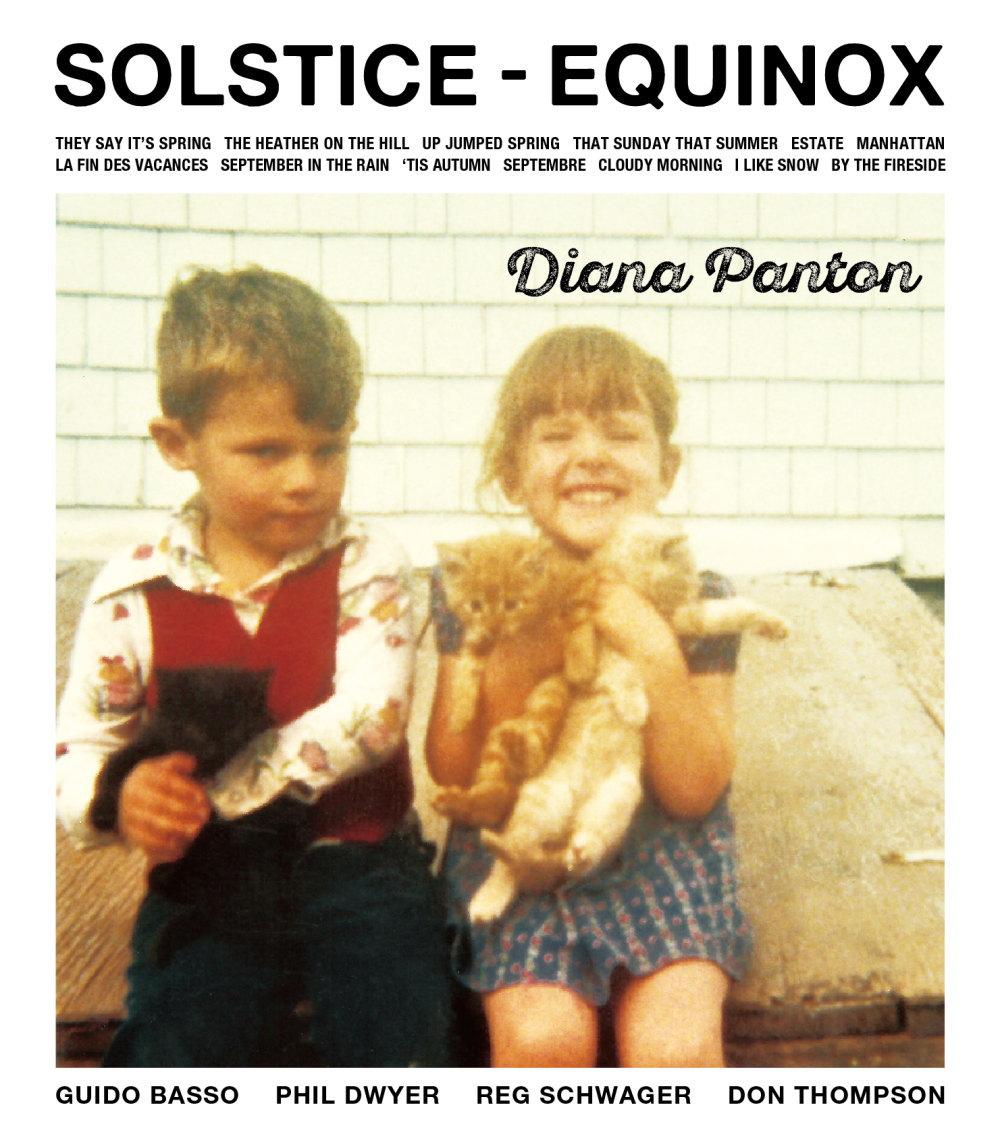 DIANA PANTON - Solstice-Equinox cover